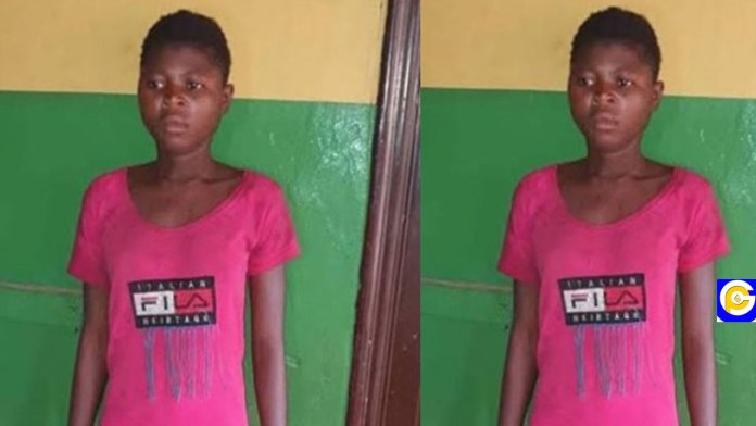 Lady,18-arrested-for-stabbing-her-boyfriend-to-death-over-Ghc-60