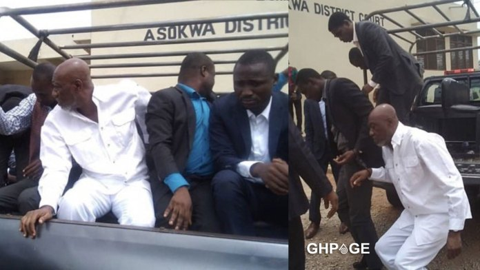 kumasi pastor charged ghc 100 000 by court for holding