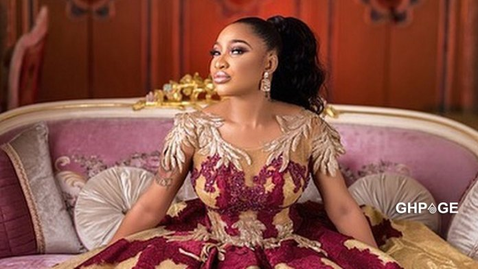 Tonto Dikeh finally reveals the identity of her new lover - All you need to know