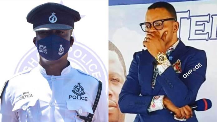 Ghana Police speaks on Obinim's arrest