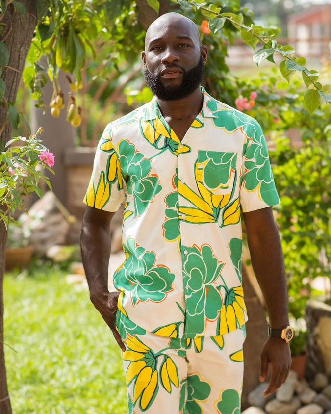 Kennedy Agyapong's first son 6