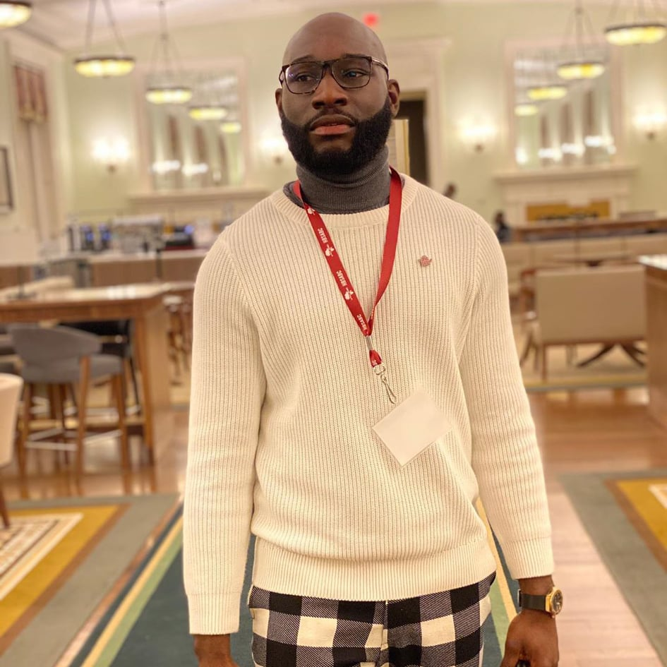 Kennedy Agyapong's first son 9