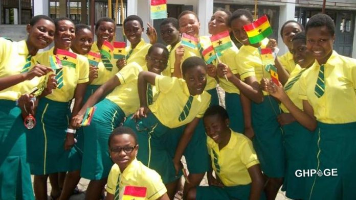 COVID-19 Cases in Senior High Schools in Ghana
