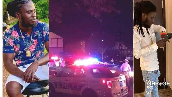 P BIGGS shot dead in Ohio US