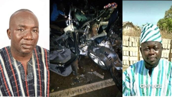 NPP Parliamentary candidate for Yapei Kusowgu dies in a car crash