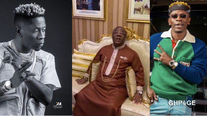 Archbishop Duncan Williams sends a powerful birthday message to Shatta Wale; he reacts (VIDEO)