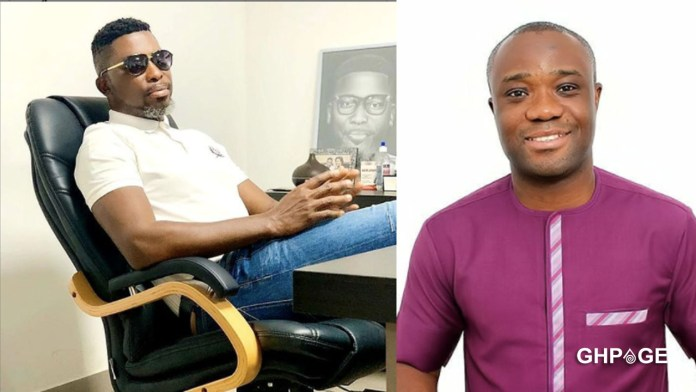 A-Plus reacts to the viral video of Felix Ofosu Kwakye and alleged girlfriend