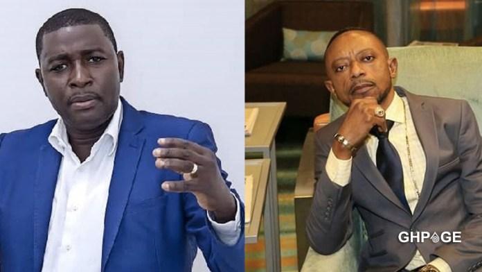 Mugabe Maase reacts to Owusu Bempah's threat