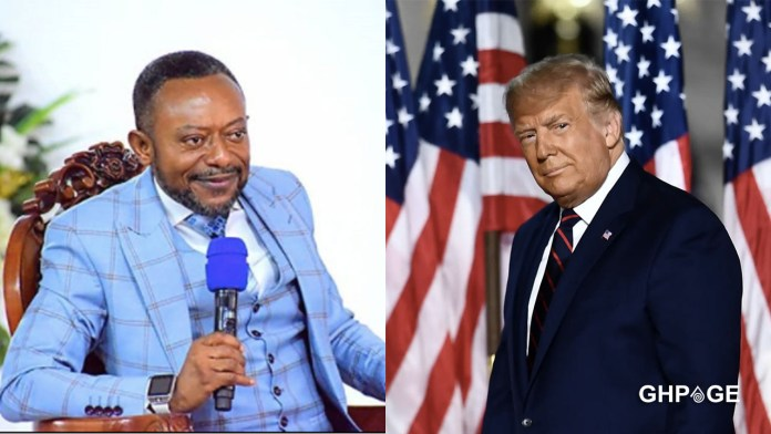 Owusu Bempah reveals why Donald Trump failed to win the elections