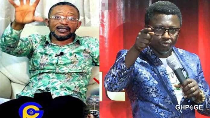 Owusu Bempah and Opambour Ebenezer