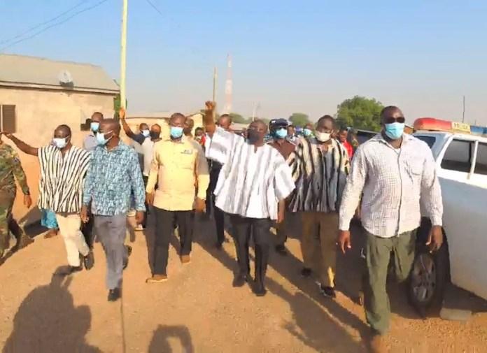 Bawumia votes