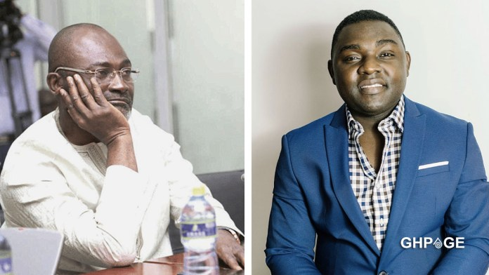Kennedy Agyapong is the one who voted against Mike Oquaye - Kevin Taylor