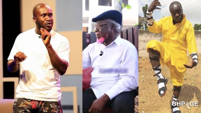 Kumawood directors wasted the career of Ras Nene - Oboy Siki