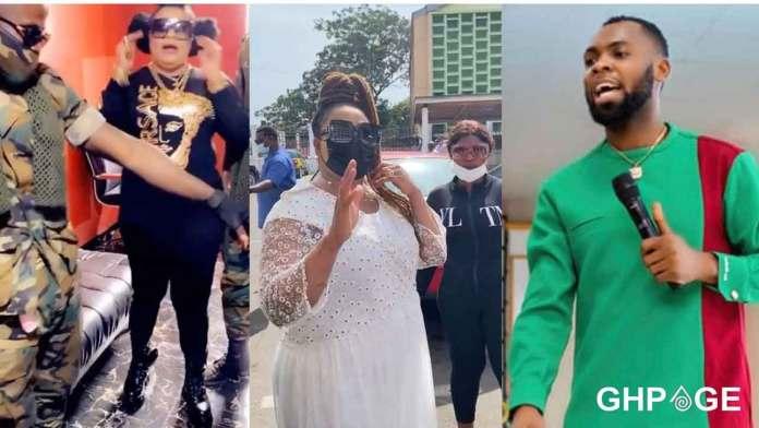Rev Obofour rearrest Nana Agradaa after bail