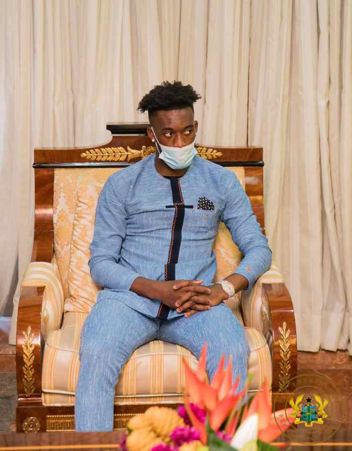 Nana Akufo-Addo urges Sports Minister to convince Hudson-Odoi to play for Black Stars 4