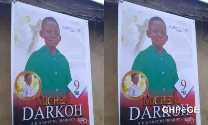 michael darkoh shot dead at Awutu Bereku Durbar