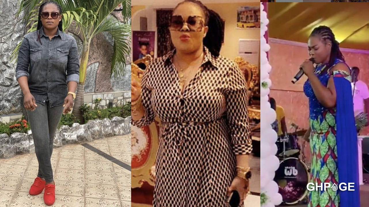 Take my picture off your flyer – Joyce Blessing to Nana Agradaa