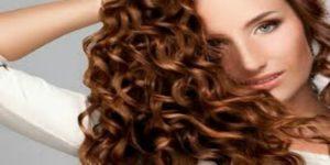 الشعر المموج