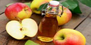 خل التفاح للتنحيف
