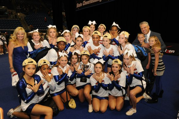 Congratulations to the 201415 GHSA Cheerleading State