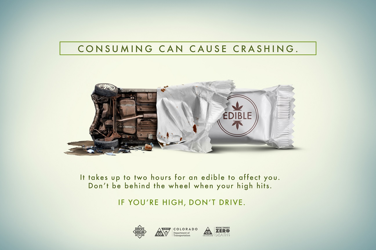 Colorado Drive High Get a DUI Drugged Driving Campaign  GHSA