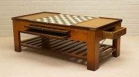 Cherrywood Game Coffee Table | GHShaw Ltd