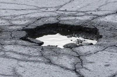 April Pothole Project