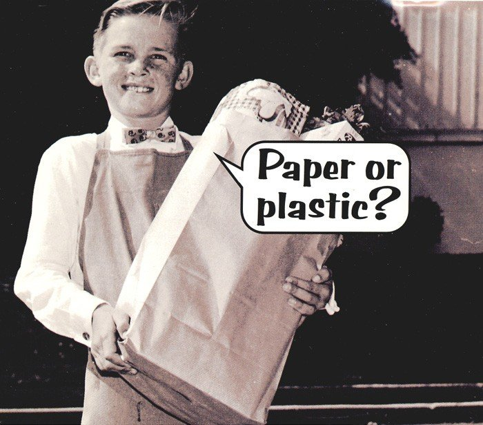 Paper or Plastic (or Reusable)? Weigh in on the L.A. Bag Debate