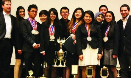Granada Hills High Wins California Academic Decathlon for 3rd Time