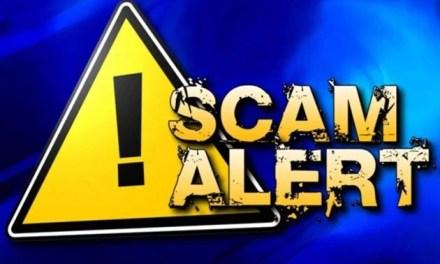 Scam Alert for DWP Energy Efficiency Programs