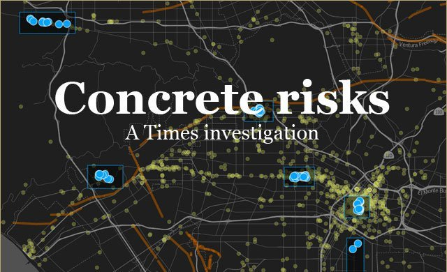 Which buildings will survive the Big One? LA Times found 1,000+ that may not