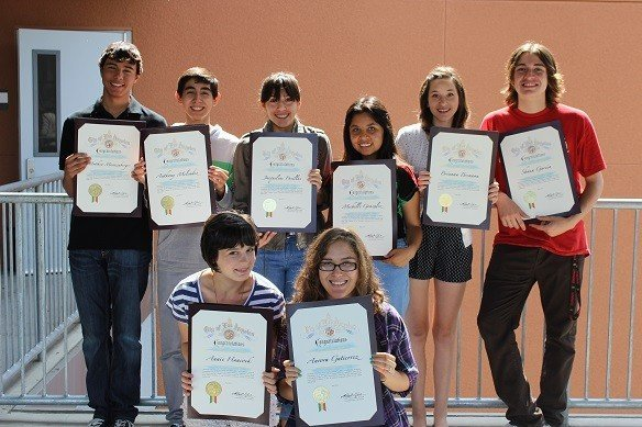 The Valley Academy of Arts & Sciences Wins the Aspen Challenge