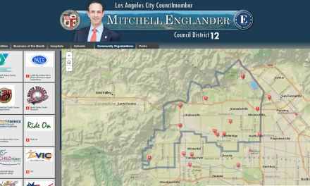 Check Out the New Interactive District Map on CD12 Website