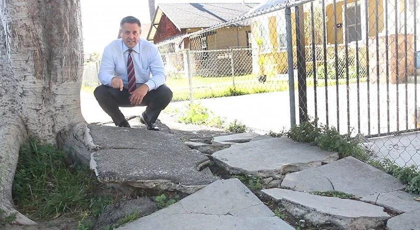 Los Angeles Will Finally Fix its Sidewalks!