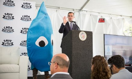 Los Angeles Cuts Water Use by 13% in One Year; Exceeds Mayor Garcetti's Challenge