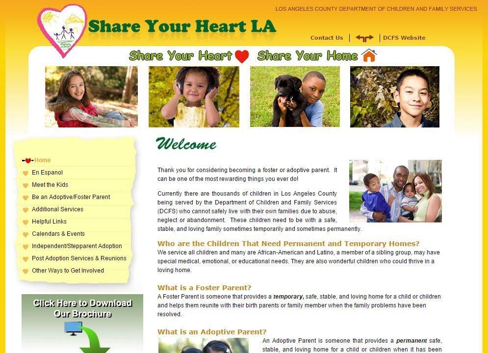 Bringing Awareness to Adoption Opportunities