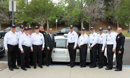 LAPD Devonshire Division Launches City's First Volunteer Community Patrol