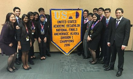 Granada Hills Charter Captures Fifth National Academic Decathlon Title – in Six Years!