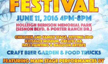 Councilmember Mitchell Englander'sFamily Festival, June 11