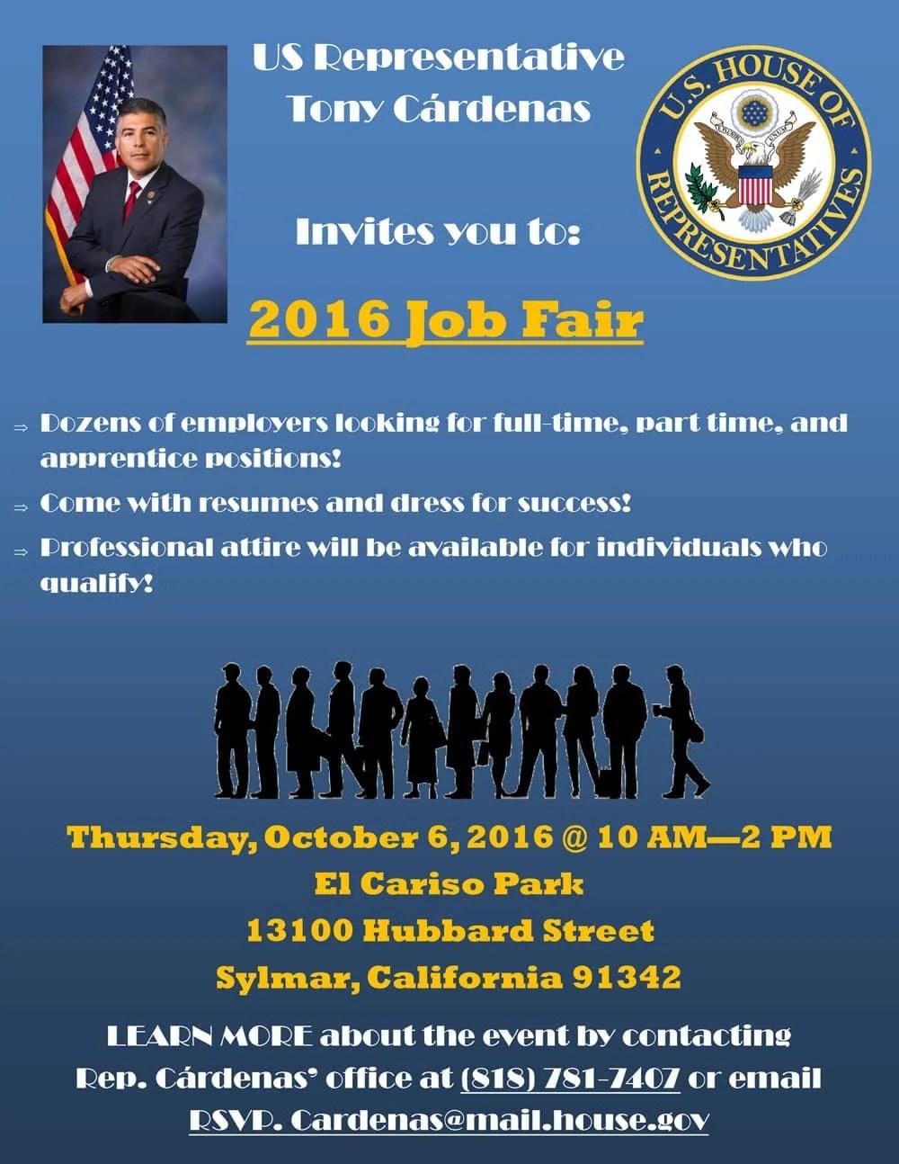 2016 Job Fair