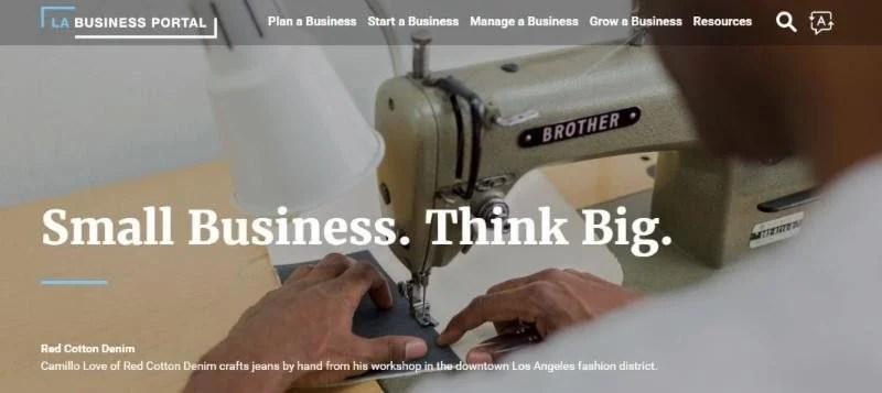 City Launches Online Business Portal