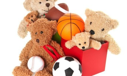 LAPD Devonshire PALS 32nd Annual Holiday Toy Drive