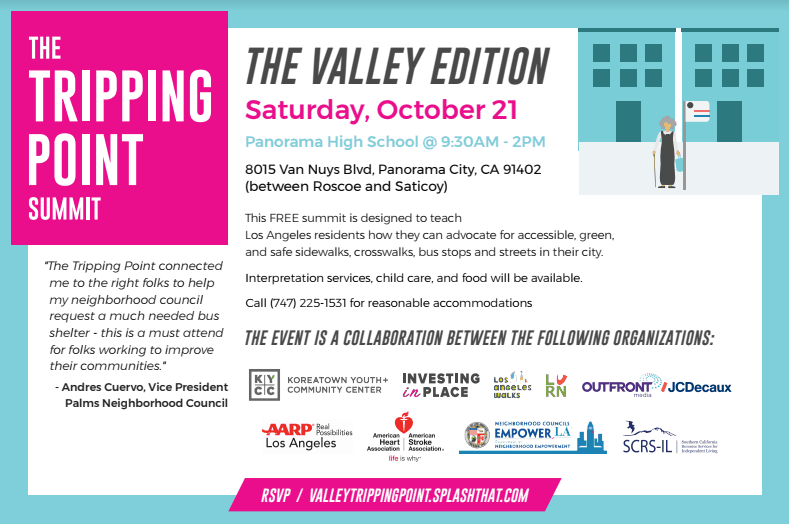 The Tripping Point Summit – The Valley Edition