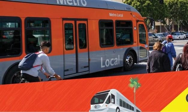 LA Metro Board Report on North San Fernando Valley Bus Rapid Transit Now Available