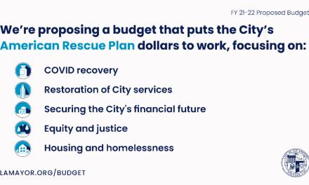 Mayor Garcetti's Proposed Budget