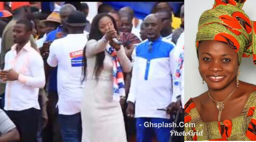 Akufo Addo Has Never Given Me A Car Or Mansion Diana Asamoah Reveals