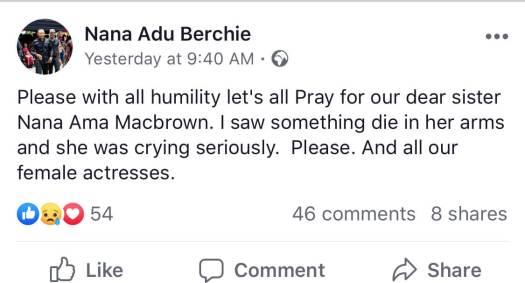 Pray for Mcbrown, I saw her daughter d!e in her arms - Owusu Bempah's Junior Pastor, Pray for Mcbrown, I saw her  daughter d!e in her arms – Owusu Bempah's Junior Pastor, GHSPLASH.COM