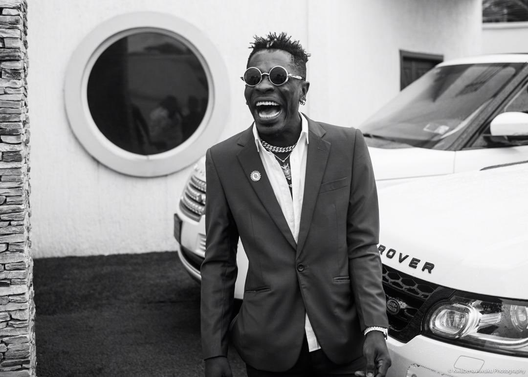 , How Shatta Wale Is Trying To Avoid His New Name, 'Akoto Blue Blue.', GHSPLASH.COM