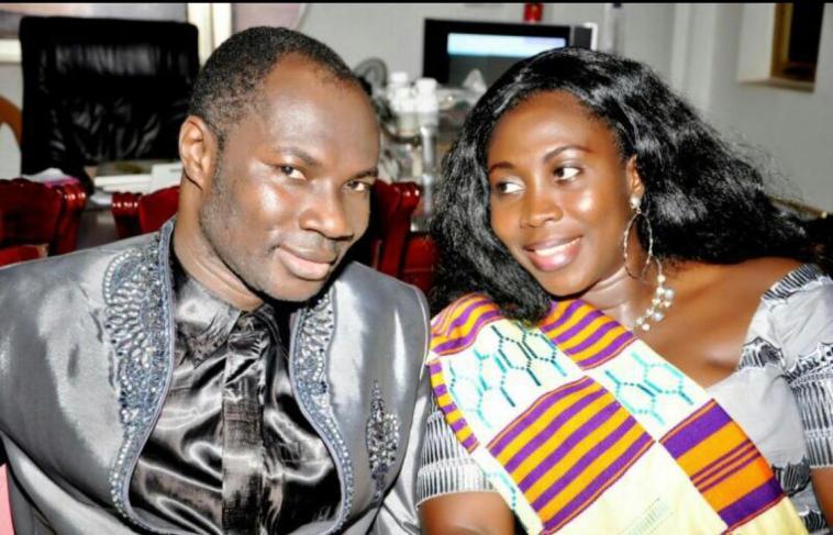 , Photos: Badu Kobi's Asante wife, Mama Gloria Kobi slays in Church, GHSPLASH.COM
