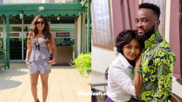 Mzbel, Nana Ama McBrown and Maxwell